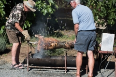 Saanich Sommeliers Summer Lamb Roast